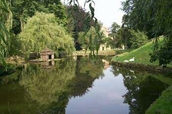 Сади та парки Львова